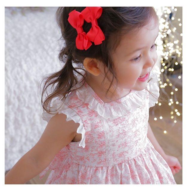Amaia Kids ♥キラキラした女の子♡・ワンピース:Bella Dress・https://bonitatokyo.com/・・#bonitatokyo #ボニータトウキョウ #amaiakids #アマイアキッズ #studiocoffret #スタジオコフレ #女の子服 #セレモニードレス #出産祝い #子供服通販