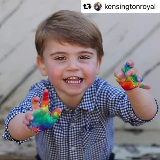 Amaia Kids ♥ルイ王子お誕生日おめでとうございます