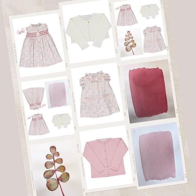 Amaia Kids ♥Soft Pink昨日の投稿に続き、ピンクのお洋服のご紹介。こちらのお生地は淡いピンクの花柄プリントがとても愛らしく、今期人気のファブリック。スモッキング刺繍入りのワンピースは華やかで販売開始からたくさんご注文いただきました。出産祝いに人気のセットアップ商品はトップスの丈が長めのデザイン。ブルマ付ワンピースという感覚で見ていただけるとイメージがしやすいかと思います。ベビーサイズからサイズ4(3-4歳)までご用意しています。姉妹でお揃いコーデにしても可愛いだろうなと想像を楽しんでいます。♡♡▼アマイアキッズ伊勢丹新宿店は5月30日(土)11:00より営業を再開します。館内ではマスク着用をお客様にお願いしておりますので、ご協力をお願いいたします。↓↓ONLINE STOREhttps://bonitatokyo.com︎オンラインショップにてクレジットカードご利用のお客様はお支払い金額の5%還元中。還元制度は6月末まで。︎ Amaia Kids (アマイアキッズ)で使用したリバティファブリックで作られた未発売のブランドオリジナルポーチを『税抜35,000円以上』お買上げのお客様にプレゼント【個数限定】詳しくはHPをご覧ください。↓↓STORE伊勢丹新宿店本館6階 ISETAN#bonitatokyo #amaiakids #アマイアキッズ #シャーロット王女 #キャサリン妃 #ジョージ王子 #インスタキッズファッション #ベビーギフト #女の子ママ #女の子ベビー #ベビー服 #姉妹コーデ #出産祝いギフト #出産祝い #ママライフ #むすめふく  #スモッキング刺繍 #ママリ#コドモノ #Isetan #伊勢丹新宿店