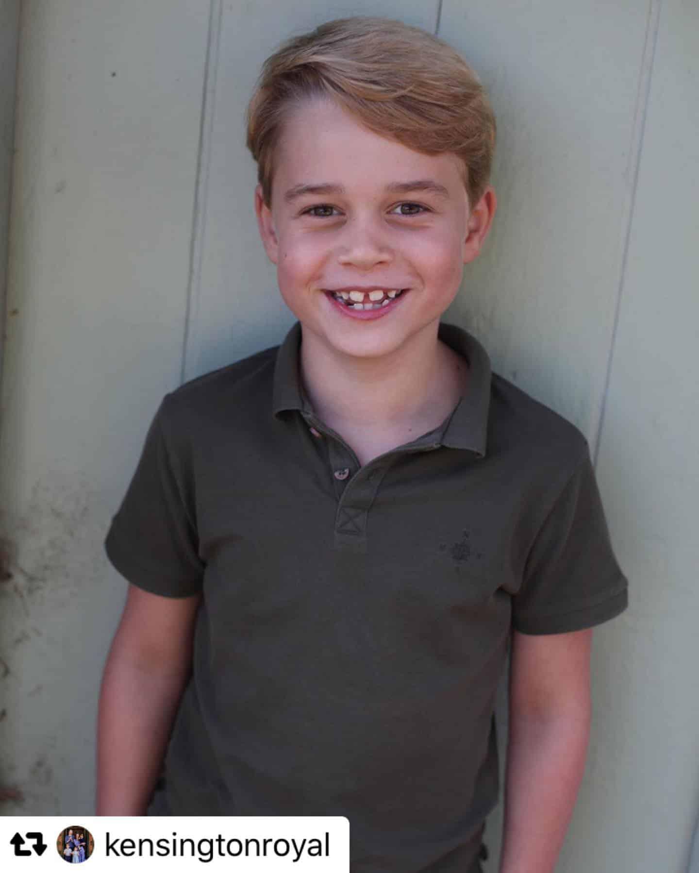 Amaia Kids ♥ジョージ王子お誕生日おめでとうございます♥
