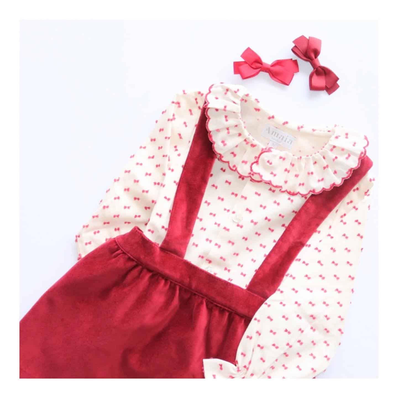 Amaia Kids ♥Go girls!! ️ ️ ️Look at this loveliest red velvet skirt❣️可愛くて堪らないコーディネートHave a lovely weekend  @bonitatokyo↓↓ONLINE STOREhttps://bonitatokyo.com︎伊勢丹新宿店 Isetan Shinjuku POP UP SHOP期間: 2020年11月18日(水)〜24日(火)営業時間: 午前10時〜20時場所: 本館6階 リ・スタイルキッズ#bonitatokyo #amaiakids #アマイアキッズ #シャーロット王女 #キャサリン妃 #女の子ベビー服 #女の子服 #出産祝い #出産祝いギフト #むすめふく #女の子ママ #ママライフ #Isetan #伊勢丹新宿店 #キッズファッション #kidsclothing #เสื้อผ้าเด็กผู้หญิง #寶寶穿搭