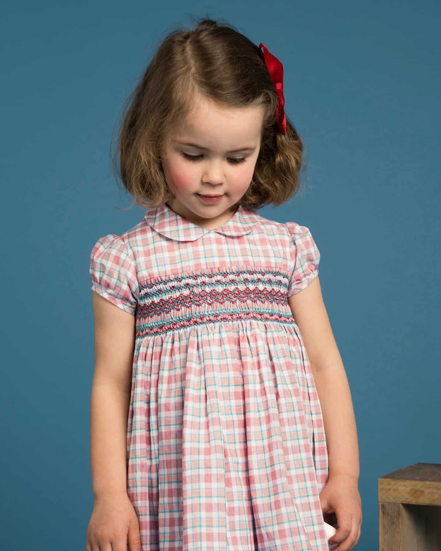 🧡️@bonitatokyo︎ONLINE STOREhttps://bonitatokyo.com#bonitatokyo #amaiakids #アマイアキッズ #シャーロット王女 #キャサリン妃 #イギリス王室 #出産祝い #出産祝いギフト #女の子服 #むすめふく #刺繍