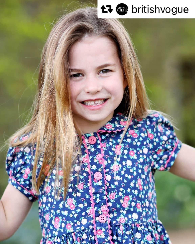 Happy 6th Birthday to Princess Charlotte  シャーロット王女、6歳のお誕生日おめでとうございます️#シャーロット王女 #6歳 #お誕生日 #イギリス王室 #英国王室 #キャサリン妃 #英国